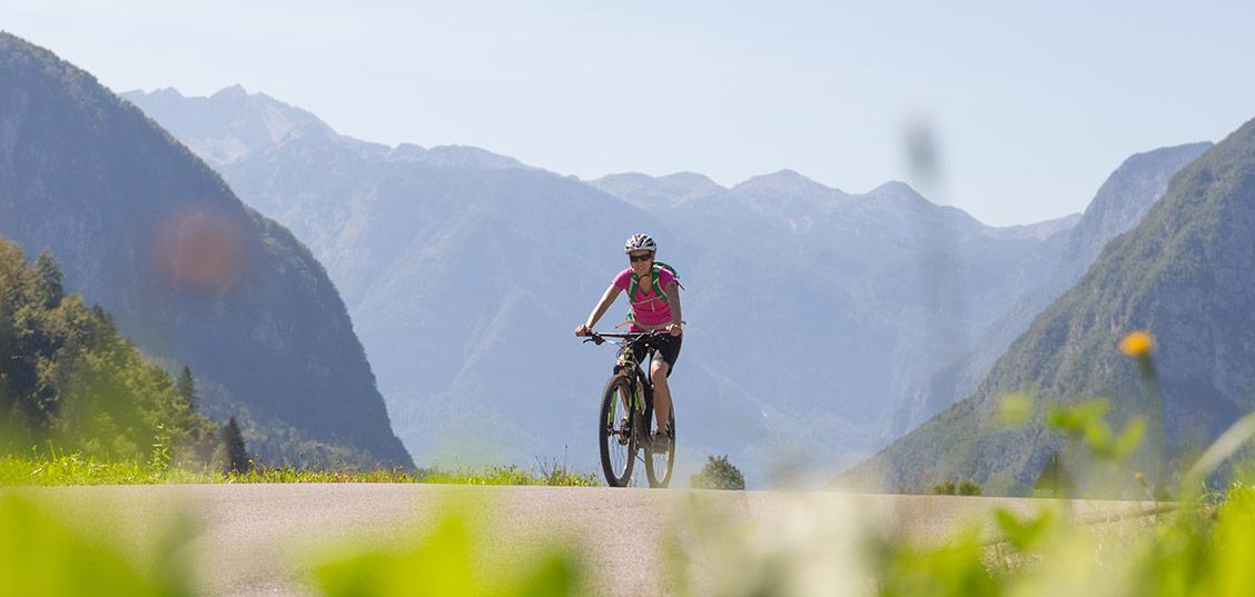 Priljubljene kolesarske poti v Sloveniji