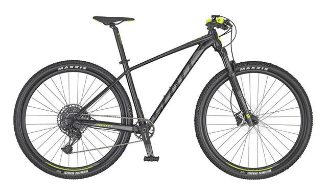 Gorsko kolo s sprednjim vzmetenjem