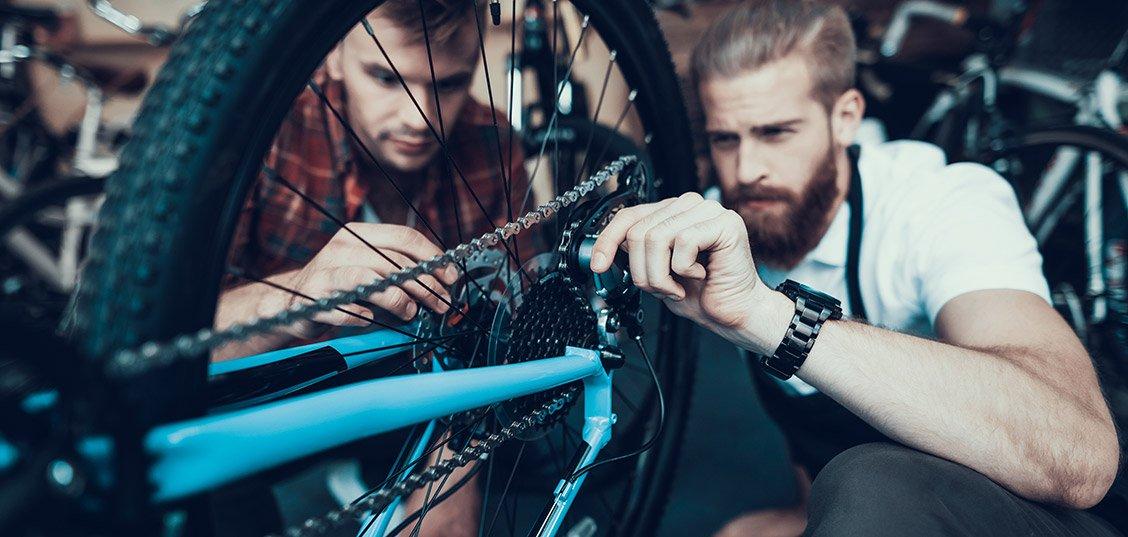Ali znate poskrbeti za svoje kolo?