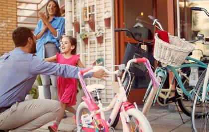 Otroško kolo - nakup