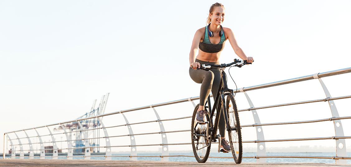 Kolesarjenje in hujšanje: lahko izgubim kilograme?