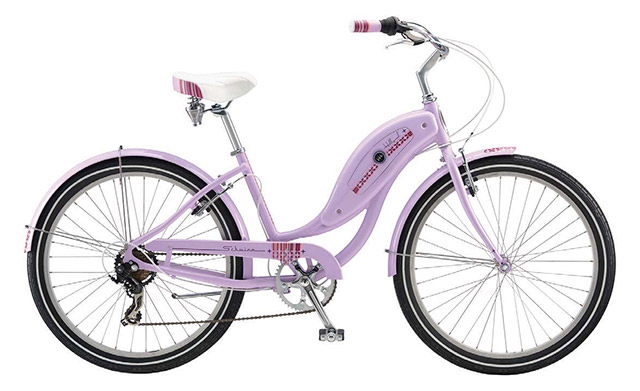 Žensko mestno kolo Schwinn Cruiser Hollywood