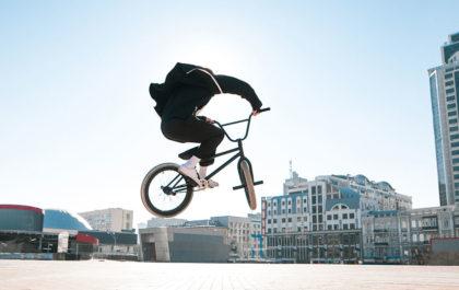 BMX kolesa