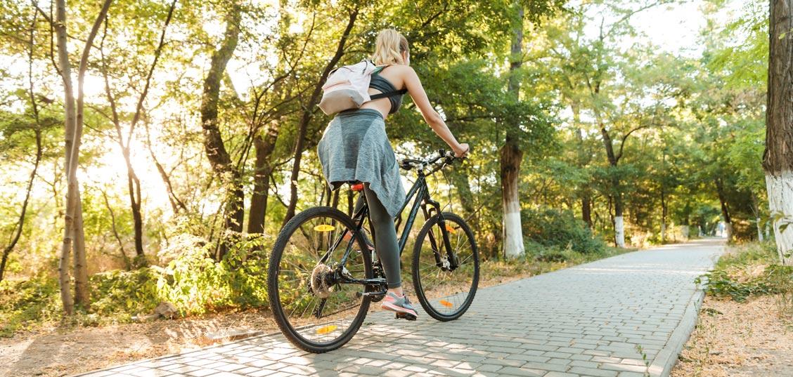5 razlogov za redno kolesarjenje