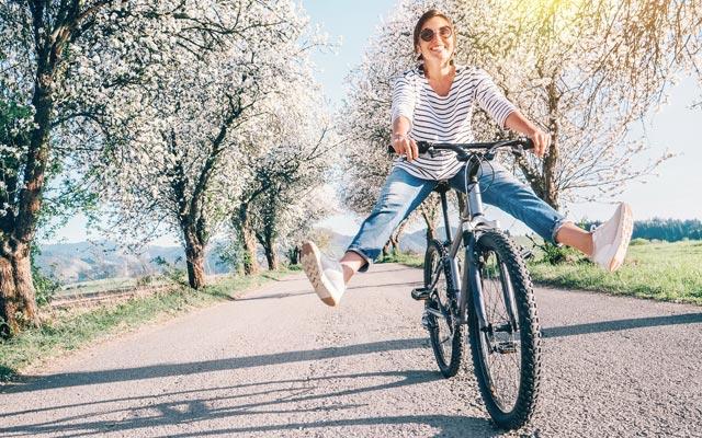 Veselje na kolesu