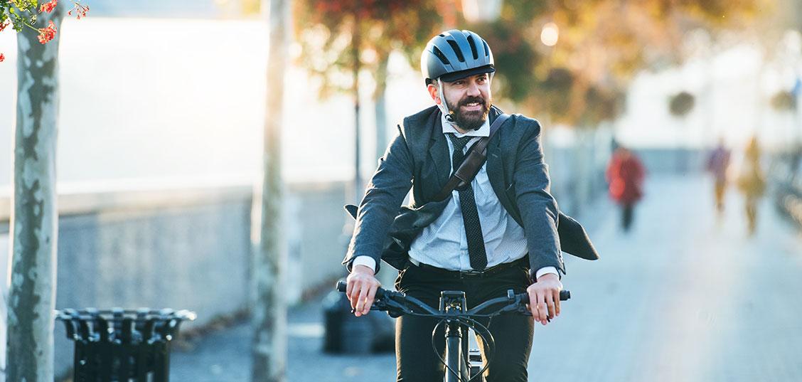 Katero kolo je najboljše za prevoz na delo?