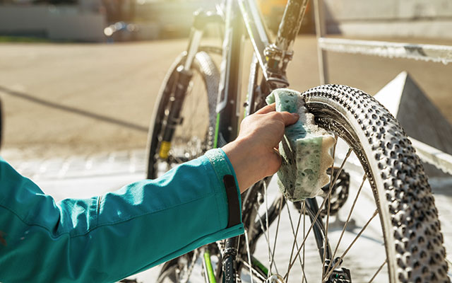 Miljenje kolesa