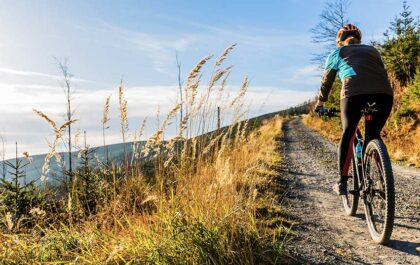 Gorsko kolesarjenje