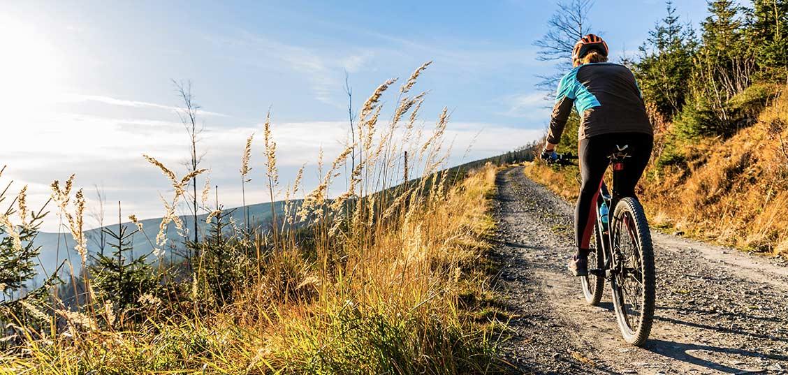 7 razlogov za gorsko kolesarjenje