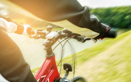 Napake med kolesarjenjem