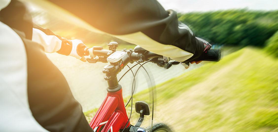 8 najpogostejših napak med kolesarjenjem