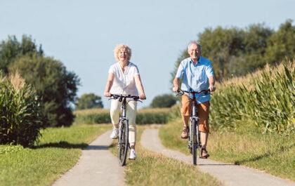 Kolesarjenje in kognitivne sposobnosti starejših