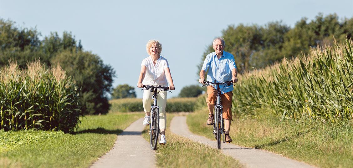 Kako kolesarjenje vpliva na kognitivne sposobnosti starejših?