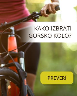 Kako izbrati gorsko kolo