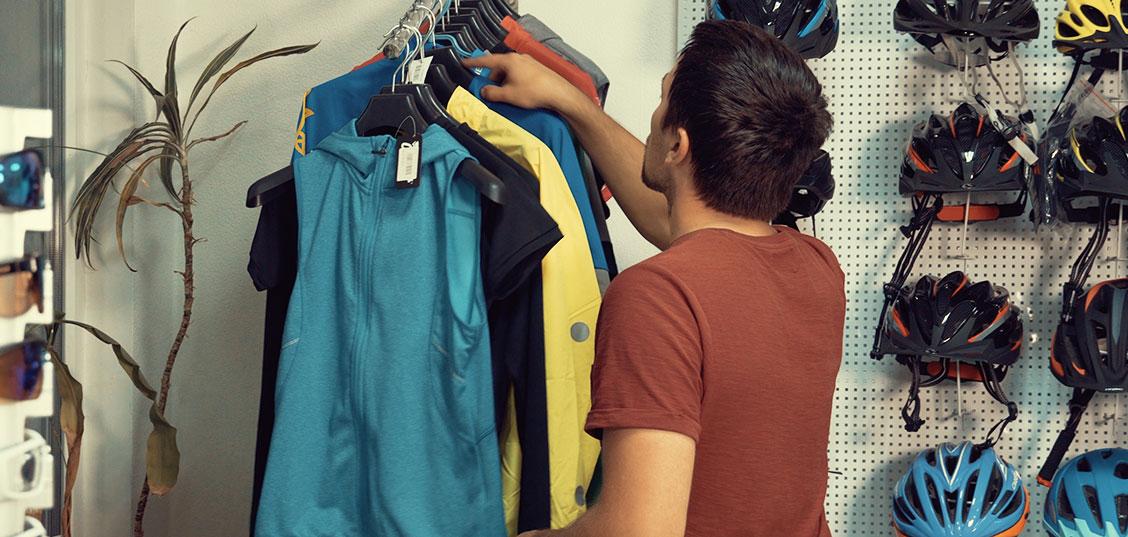 Vodič za nakup kolesarskih oblačil