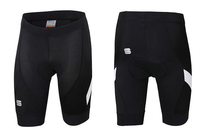 Oprijete kolesarske hlače Sportful NEO Short