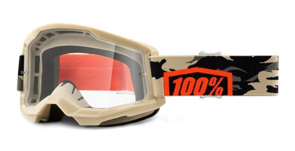 Kolesarska DH očala 100% Strata (Extremevital.com)