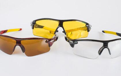Kolesarska očala