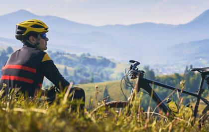 Gorska kolesa pod drobnogledom