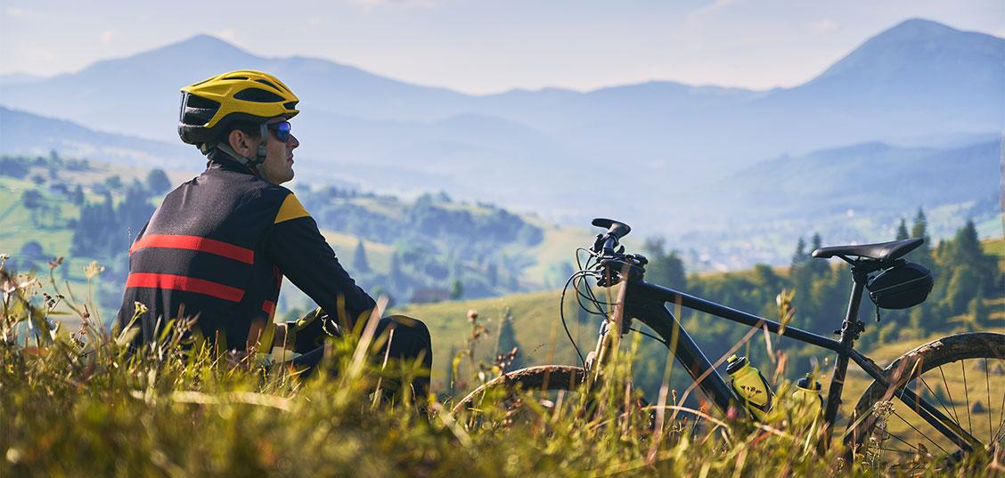 Gorska kolesa pod drobnogledom: katere vrste poznamo?